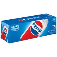 Pepsi Cola 12 Pack of 12oz Cans