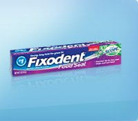 Fixodent Dental Adhesive Cream Scope 2oz. PKG
