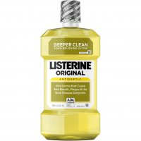 Listerine Antiseptic Mouthwash Original 500ml (1.05 Pint) BTL