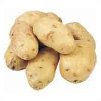 Potatoes White 5LB Bag product image