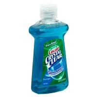 Cascade Crystal Clear Rinse Agent 8.45oz. BTL