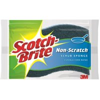 Scotch-Brite Non-Scratch Scrub Sponge Single PKG product image