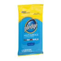 Pledge Multi Surface Clean & Dust Wipes 25CT