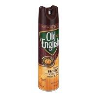 Old English Wood Polish with Lemon Oil Aerosol Spray 12.5oz Can