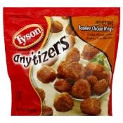 Tyson Anytizers Boneless Chicken Bites Buffalo Style 25.5oz Bag