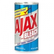 Ajax Cleanser with Bleach 21oz Can