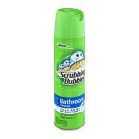 Scrubbing Bubbles Bathroom Cleaner Fresh Scent Foaming 22oz Can
