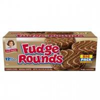 Little Debbie Fudge Rounds Big Pack 12CT 28.35oz Box