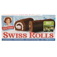 Little Debbie Swiss Cake Rolls 12CT 13oz Box