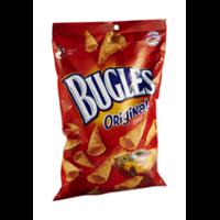 Bugles Corn Snacks Original 7.5oz Bag