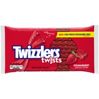 Twizzlers Strawberry Twists 16oz Bag