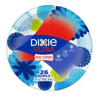 Dixie Bowls Paper 20oz. Each 26CT PKG product image