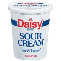 Daisy Sour Cream 16oz. Tub