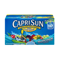 Capri Sun Beverage Splash Cooler 10CT of 6.75oz EA product image