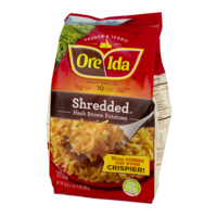 Ore-Ida Country Hash Browns Shredded 30oz Bag product image