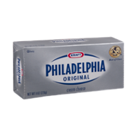 Philadelphia Cream Cheese Brick 8oz. Bar