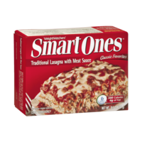 Weight Watchers Smart Ones Lasagna with Meat Sauce 10.5oz. PKG product image