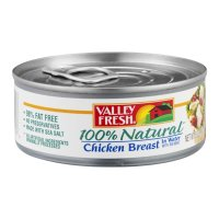 Valley Fresh 100% Natural Chicken in Water 5oz Can