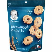 Gerber Arrowroot Cookies For Toddlers 5.5oz PKG product image