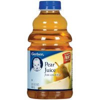 Gerber 100% Fruit Juice Pear 32oz BTL product image