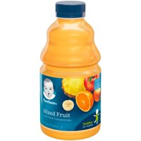 Gerber 100% Juice Mixed Fruit Juice 32oz BTL