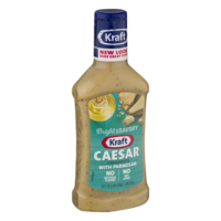 Kraft Salad Dressing Caesar Vinaigrette 16oz BTL product image