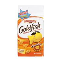 Pepperidge Farm Goldfish Cheddar 6.6oz PKG