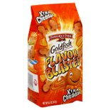 Pepperidge Farm Flavor Blasted Goldfish Crackers XTra Cheddar 6.6oz. Bag product image