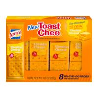 Lance Nip Chee Crackers 1.375oz 8CT 11oz PKG