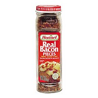Hormel Real Bacon Pieces 2.8oz Jar