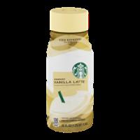 Starbucks Vanilla Latte Chilled Espresso Beverage 40oz BTL product image