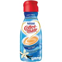 Nestle Coffee-mate French Vanilla Fat Free 32oz. BTL