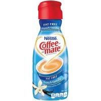 Nestle Coffee-mate French Vanilla Fat Free 32oz BTL product image