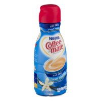 Nestle Coffee-mate French Vanilla Fat Free 32oz. BTL product image