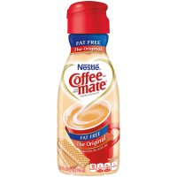 Nestle Coffee-mate Original Fat Free 32oz BTL product image