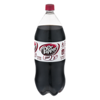 Dr Pepper Diet 2LTR Bottle