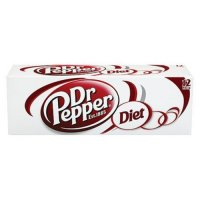 Dr Pepper Diet 12 Pack of 12oz Cans