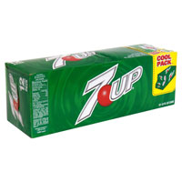7-up 12PK of 12oz Cans