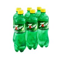 7-up 6PK of 16.9oz BTLS