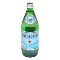 San Pellegrino Sparkling Mineral Water 25.3oz Bottle
