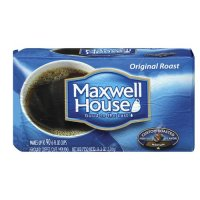 Maxwell House Ground Coffee Original Roast Vacuum Packed 11.5oz Bag product image