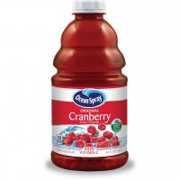 Ocean Spray Cranberry Juice Cocktail 46oz BTL