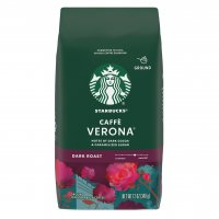 Starbucks Coffee Caffe Verona (Ground) 12oz Bag