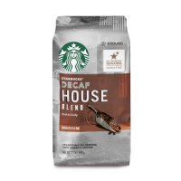 Starbucks Coffee Decaf House Blend Medium (Ground) 12oz Bag