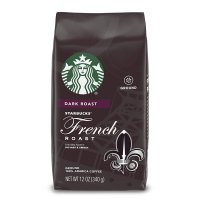 Starbucks Coffee Dark French Roast  (Ground) 12oz Bag