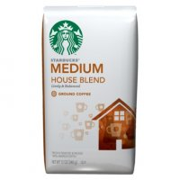 Starbucks Coffee House Blend Medium (Ground) 12oz Bag
