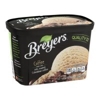 Breyers All Natural Ice Cream Coffee 1.5QT product image