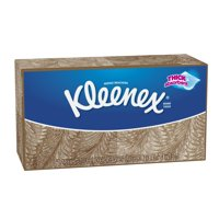Kleenex Facial Tissue 2-Ply White 160CT Box product image