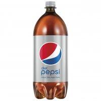 Pepsi Diet 2LTR Bottle