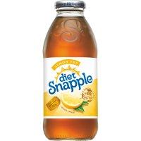 Snapple Iced Tea Diet with Lemon 1EA 16oz. BTL product image